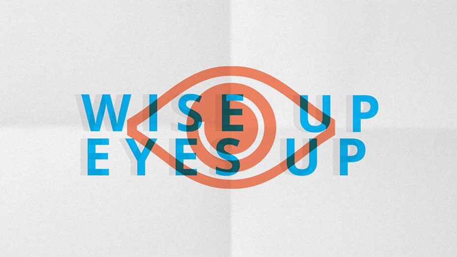 Mozilla says Wise Up Eyes Up