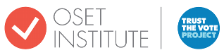 The OSET Institute and TrustTheVote Project Logos